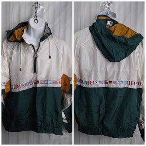 VTG STARTER 1996 Atlanta Olympics  Jacket Mens Lg